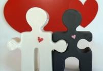 artigo O amor é como uma peça de encaixe