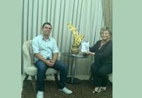 artigo Entrevista na TV Brasil Esperança (TVBE) / Santa Catarina