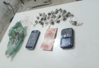artigo Em Poté, Minas Gerais Polícia Militar apreende traficantes de drogas