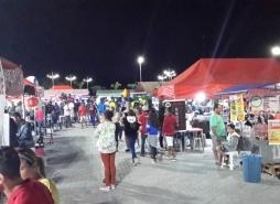 foto Feira Noturna de Mairiporã