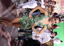 foto Coroação da Rainha de bateria da X9 Paulistana