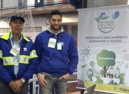foto Dia do Bem promovido no CEU Jaçanã