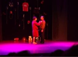 foto Estreia da Peça Vozes no Teatro Augusta
