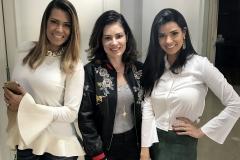 noticia Após 4 meses de dar a luz, Thabata filha de Solange Frazão, retorna ao trabalho