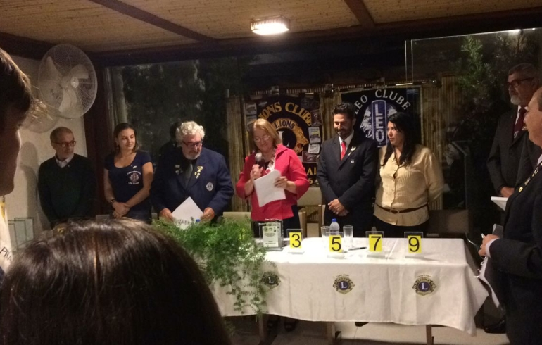 noticia Festival de Posse - Transição de diretorias LC ITANHAÉM PRAIA _ Lions Clube Internacional