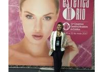 noticia Jovem fisioterapeuta carioca Wanna Mendes desenvolve o 'Brasileiríssima', produto único de maquiagem e tratamento de beleza corporal, com Pólo de Biotecnologia - UFRJ