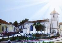 noticia Memórias de um Vale - Igreja do Rosário