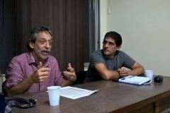noticia Entrevista sobre Reforma da Previdência