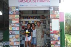 noticia Dia 09/07 BANCA DE LIVROS inicia terceiro ano de atividades no RJ
