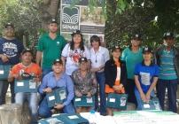 noticia Instituto Geraldo Rodrigues Pêgo com sede em Poté - MG busca parceiros para o Projeto Água Viva