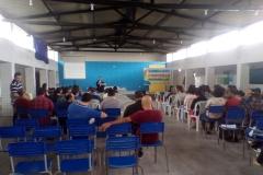 noticia Em Cacimbinhas, Alagoas professores reúnem-se para discutir melhorias na educação em sala de aula