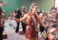 noticia Juju Salimeni é coroada rainha de bateria da X9 Paulistana