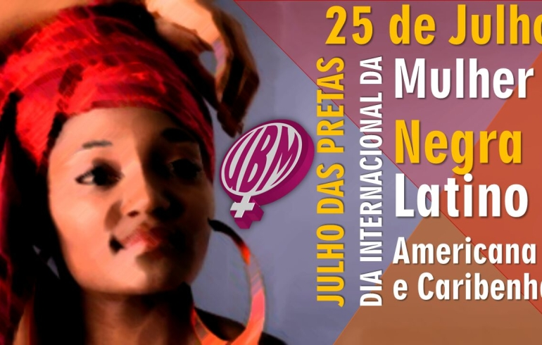 noticia Dia da Mulher AfroLatino Americana e Caribenha foi comemorado com marcha das mulheres negras em todo Brasil