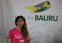 noticia Tiffany, primeira transexual brasileira a atuar no vôlei feminino, se recupera no Vôlei Bauru