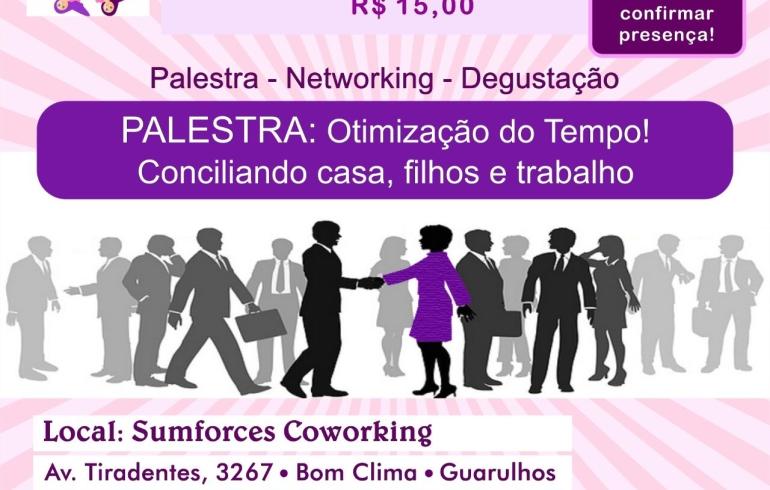 noticia Excelente oportunidade de novos contatos e negócios em Guarulhos - SP