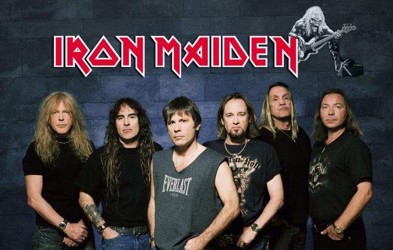 noticia Iron Maiden: Um show em outro mundo!