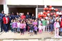 noticia Guarda Municipal de Caieiras em parceria com fundo social promove grande distribuição de agasalhos