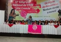 noticia 10º Congresso da União Brasileira de Mulheres - UBM foi realizado em Salvador – BA