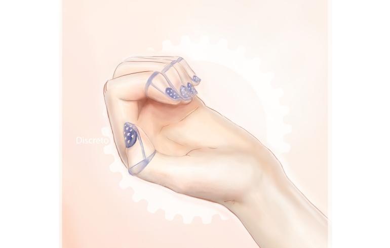 noticia Como parar de roer unhas? Inventor brasileiro desenvolve protetor de unhas para quem tem Onicofagia