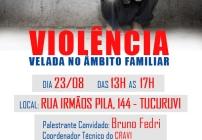 noticia ´VIOLÊNCIA VELADA NO ÂMBITO FAMILIAR´ SERÁ TEMA DE PALESTRA NA UNIESP FACULDADE SÃO PAULO DIA 23/08