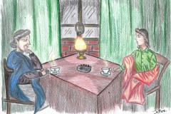 noticia Sobre o amor: conto 3 - A história de Geneviève. Por Jeiane Costa*
