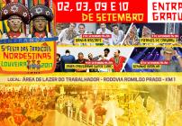 noticia Festa das Tradições Nordestinas em Louveira.