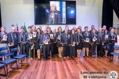 noticia Lançamento da III Coletânea da Academia de Letras e Artes de Louveira