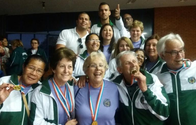 noticia Louveira conquista 10º lugar nos Jogos Regionais do Idoso.