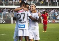 noticia Santos vence Corinthians na Vila Belmiro