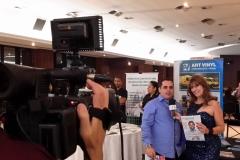 noticia Em SP Festa de Lançamento da Revista Negócios e Varejo no Sport Club Corinthians Paulista foi um grande sucesso