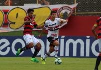 noticia São Paulo vence Vitória no Barradão