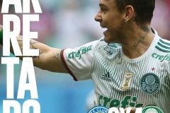 noticia Palmeiras consegue primeira vitória fora de casa no Brasileiro
