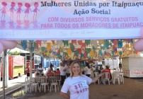 noticia Moradora de Itaipuaçu movimenta voluntárias em prol da Comunidade