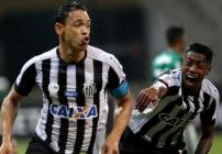 noticia Santos vence Palmeiras no Allianz Parque