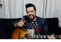 noticia Cantor sertanejo Júllio Reis recebe convidados em sua residência para o lançamento do álbum: Coração Vip