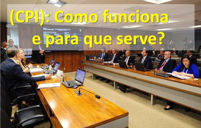 noticia Comissão Parlamentar de Inquérito (CPI): como funciona e para que serve? Por Dr. Anderson Cypriano