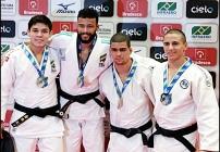 noticia Atleta de Mairiporã sagre-se Terceiro Colocado no Troféu Brasil Interclubes