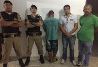 noticia Investigações e muitas diligências levaram á captura do último autor do homicídio que vitimou Tonisio Alves Araujo.