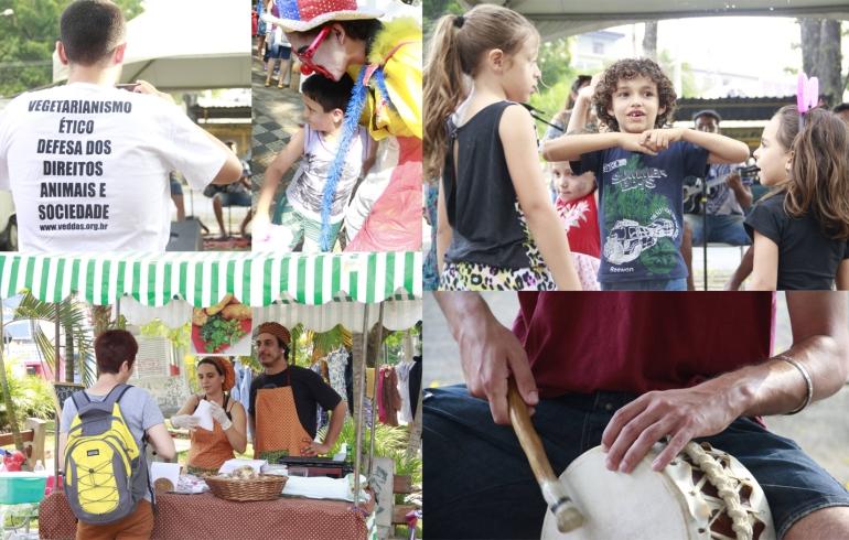 noticia 2ª Feira Vegana de Mairiporã Especial dia das crianças