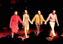noticia Peça: Vozes estreia com sucesso no Teatro Augusta