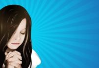 noticia Criança Clama ao Senhor pela sua cura.