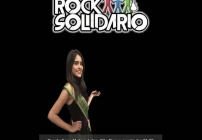 noticia Miss Teen Terra São Paulo Júlia Hemza participa do evento Rock Solidário