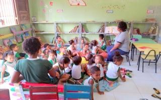 noticia Bibliotecas de todo o Brasil se unem para promover a leitura pelo país
