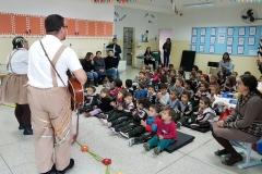 noticia Alunos das Unidades de Educação Infantil participam de contação de histórias