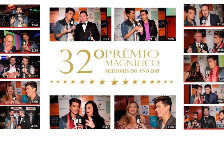 noticia 32º Prêmio organizado pela jornalista Zildetti Montiel homenageia profissionais de todo o Brasil de segmentos diversos