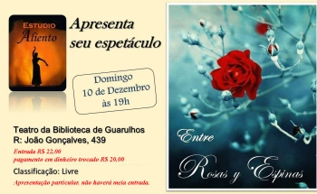 noticia Dança Flamenca em Guarulhos
