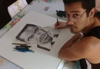 noticia Conheça a biografia do ilustrador/desenhista Jorge Luíz