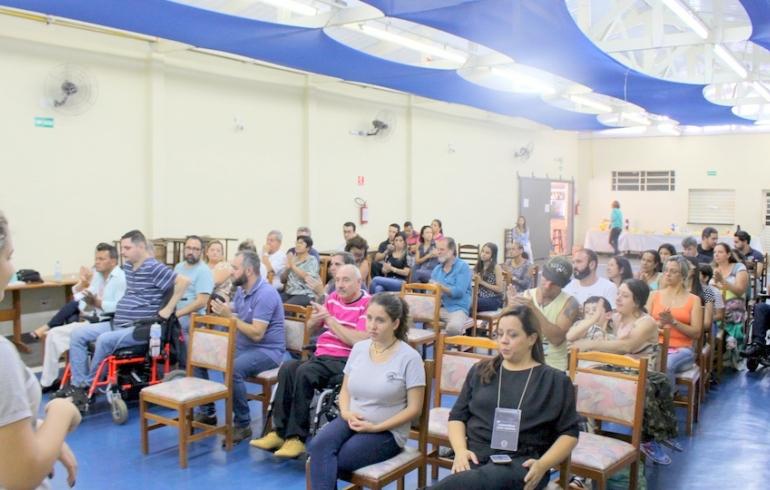 noticia DIA INTERNACIONAL DA INCLUSÃO SOCIAL É COMEMORADO EM MAIRIPORÃ COM PALESTRAS E DEBATES