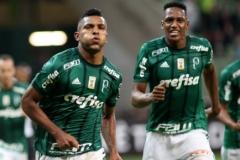 noticia Palmeiras vence mais uma e sobe na tabela