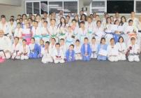noticia Bonenkai reúne mais de 80 atletas do Judô em Mairiporã para a troca de faixa e amigos do esporte e Portal Olhar Dinâmico recebem homenagem